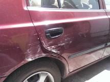 Ремонт и покраска Hyundai Accent