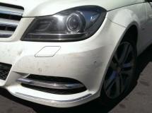 Ремонт и покраска Mercedes-Benz