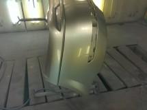Покраска бампера