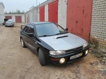 Восстановление кузова Subaru Impreza