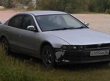 Полная покраска Mitsubishi Galant