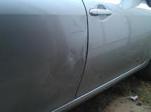 Восстановление дверей - Toyota Yaris