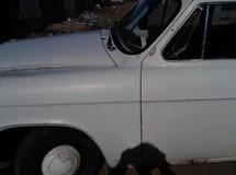 Реставрация кузова - ГАЗ 21